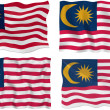 Flag of Malaysia — Stock Photo #2331192