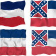 Flag of Mississippi — Stock Photo #2331219