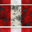 Flag of Peru, — Foto Stock
