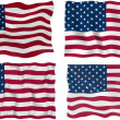Flag of the United States — Stock Photo