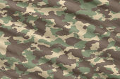 Camo camouflage material — Stock Photo