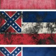 Flag of Mississippi — Stock Photo #2564938