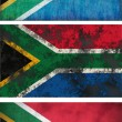 Royalty-Free Stock Photo: Flag of South Africa