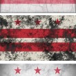 Stock Photo: Flag of Washington DC