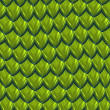 Green dragon scales background - 