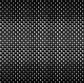 Carbon fibre fiber texture — Stock Vector