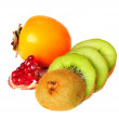 Stock Photo: Juicy ripe fruit