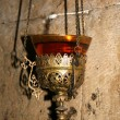 Lamp in the Church of the Holy Sepulchre — Stock Photo #1060686