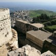 Stock Photo: Crac des chevaliers, Syria