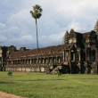 Stock Photo: Angkor Wat