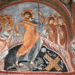 Fresco in Dark Church — Stock Photo #1063748
