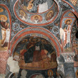 Fresco in the Dark Church — Stock Photo #1063795