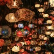 Stock Photo: Arabic lamps