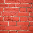 Red bricks — Foto de Stock