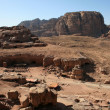 Petra rocks — Stock Photo #1064954