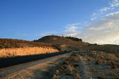 Road to the Mountain Nebo — Stock Photo