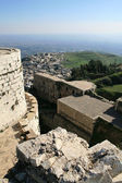 Crac des chevaliers, Syria — Stock Photo