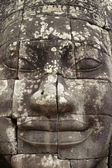 Face of Bayon — Stock Photo