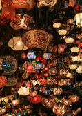 Arabic lamps — Stock Photo