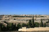 耶路撒冷 — 图库照片