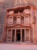 The Treasury, al-Khaznah — Stockfoto