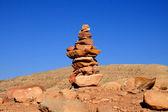 Petra, stone — Stock Photo