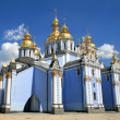 Amazing Kiev church — Stock Photo #1090601