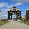 Triumphal arch — Stock Photo #1094080