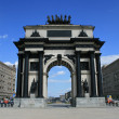 Triumphal arch — Stock Photo #1094093