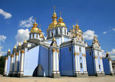 Amazing Kiev church — Stock Photo