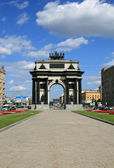 Triumphal arch — Stock Photo