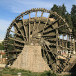 Stock Photo: Waterwheel