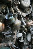 Tinware — Stock Photo
