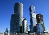 Skyscraper,business centre — Stock Photo