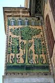 Byzantine fresco — Stock Photo