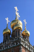 Russian church — Stock fotografie