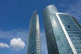 Skyscrapers & cloud — Foto de Stock