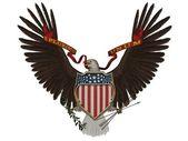 US symbol — Stock Photo