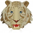 Royalty-Free Stock Vectorielle: Tiger with