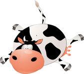Cow — Stock Vector