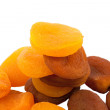 Royalty-Free Stock Photo: Apricots dried