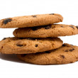 Chocolate Chip Cookies — Stock Photo #1075296