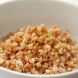 Foto de Stock  : Boiled buckwheat