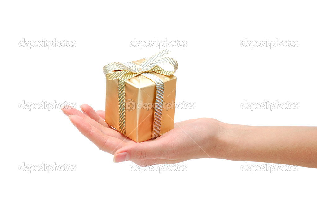 gift boxes — Stock Photo #1135658