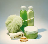 Personal Care Products — Stockfoto