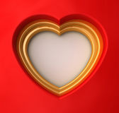 Colored heart — Stock Photo