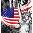 Royalty-Free Stock Vector: America