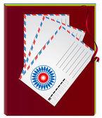 Vector Notebook — Stock Vector