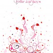 Beautiful valentine card — Vector de stock #1954321