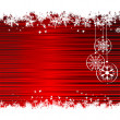 Royalty-Free Stock Vector Image: Christmas background with place for your